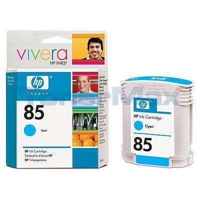 HP NO 85 INK CTG CYAN 28 ML